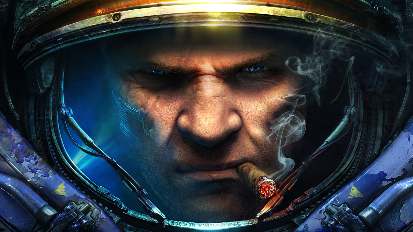 Starcraft esport live
